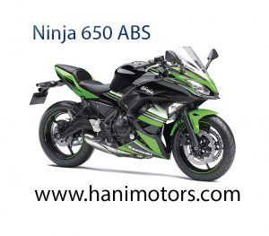 All New NINJA 650 ABS