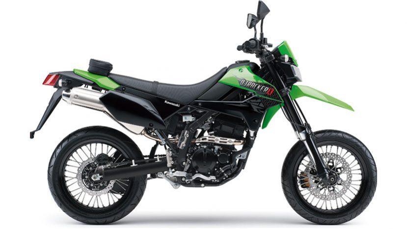 Kawasaki Dtracker x 250 Hanimotors com | Motorcycles and CAR