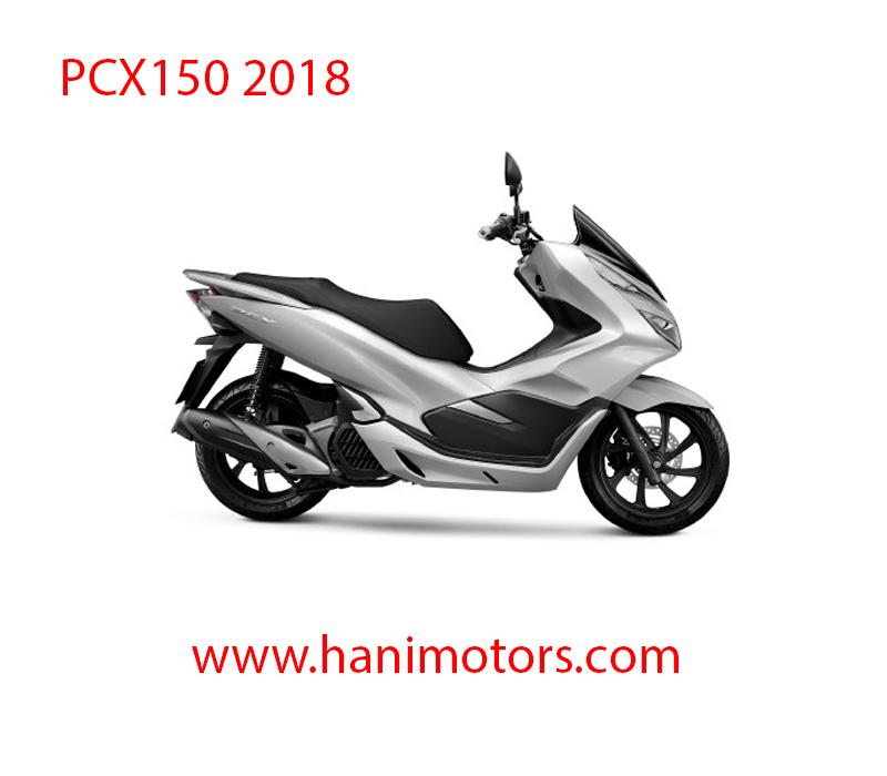Honda Pcx150 2018 Hanimotors Com Motorcycles And Car Exporter